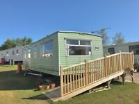 CHEAP STATIC CARAVAN IN SCOTLAND AYRSHIRE NEAR GLASGOW 4 STAR LOW SITE FEES WITH NO SITE AGE LIMIT