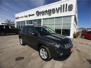 2016 Jeep Compass HIGH ALTITUDE, 4X4, ROOF, HEAT