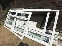 Various size upvc conservatory plus roof and glazing
