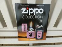 ZIPPO LIGHTER + MAGAZINE ISSUE N0: 11 (Collectors Item)