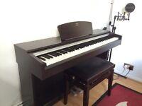 PIANO YAMAHA ARIUS YDP 141 - STOOL & FREE HEADPHONES