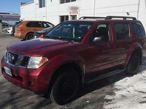 2007 Nissan Pathfinder SE | 4x4 | CERTIFIED + E-TESTED