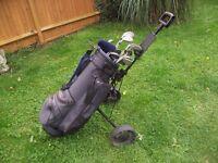 Ladies Full Golf Set + Trolley