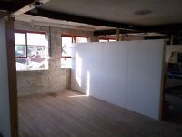 gorgeous artist studio space in friendly artist community with plenty of nature light in Nottingham