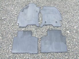 Ford Mondeo Mk3 Genuine Rubber Mats