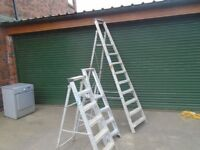 youngman steps ladders