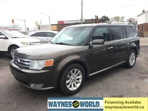 2011 Ford Flex Limited ***LEATHER & NAVI**