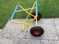 Trolley for Windsurfer, Paddle Board, Kayak, Canoe