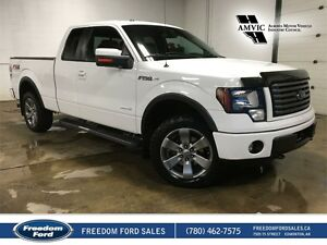 2012 Ford F-150 Leather, Sunroof, Navigation