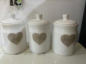 Tea & coffee Jars