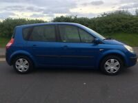 2004 54 Renault scenic 1.5 Dci Expression 5 door hatchback Mpv # needs Turbo