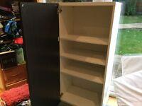Cupboard storage unit