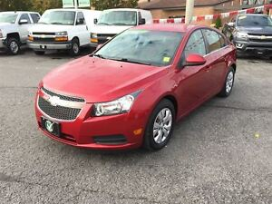 2012 Chevrolet Cruze LT Turbo WITH REMOTE STARTER!!!!