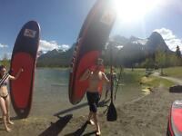 CANMORE PADDLOARD RENTALS