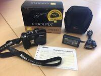 Nikon coolpix p6000 camera with lowepro bag