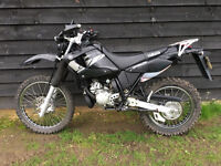 YAMAHA DT 125 R E Electric Start 1794 Miles and in Truly Stunning Outstanding Condition DTR YPVS