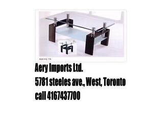 COFFEE TABLE ON HUGE SALE CALL 416-743-7700