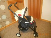 Mamas and papas dolls stroller / push chair