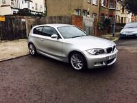 2009 BMW 118i M Sport 09reg 3dr Hatch Salvage Damaged Repairable 1 series