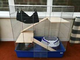 Cage for Chinchilla/Degu/Ferret