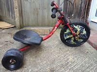 Kid's Trike, Kid's Mongoose BMX Bike, Bosch Dishwasher, Stitchmaster 712 Sewing Machine