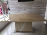 Extendable Dining Table only