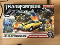 Scalextric - transformers