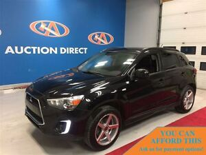 2015 Mitsubishi RVR GT, HUGE SUNROOF, BACK UP CAM, 4X4!