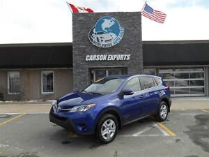 2014 Toyota RAV4 LE! LOOK ONLY 76K! FINANCING AVAILABLE!