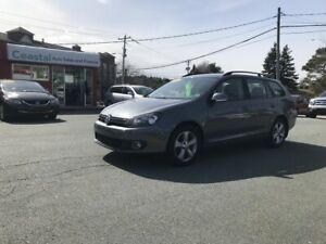 2014 Volkswagen Golf TDI Wagon(Own from $145 bw, w/0 dwn OAC)