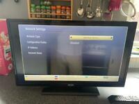 Bush 32 inch tv free-view