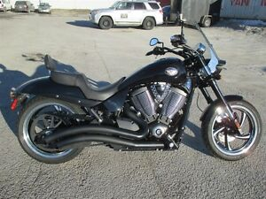 2011 Victory Motorcycles Hammer Touring