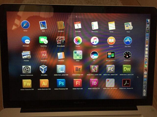 MacBook Pro Mid 2012, i7, 2 4GHz, 15inch, 16Gb, 2x HDD, CS5, OS Mojave + 10  Pro 64 bit | in Clifton, Bristol | Gumtree