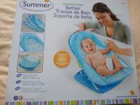 New baby bather