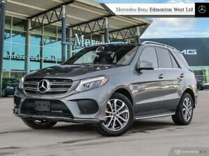 2018 Mercedes Benz GLE400 4MATIC SUV