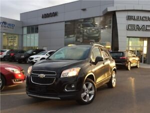2014 Chevrolet Trax LTZ Leather/Sunroof