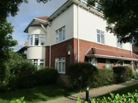 Two Bedroom Garden Flat in Queens Park Drive, Bournemouth