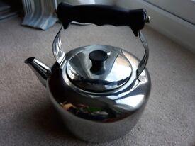 Stellar Stainless Steel Hob AGA style kettle