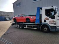 Recovery service for car and vans