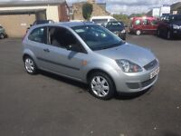 STUNNING 2007 57 FORD FIESTA LOW MILEAGE 30K 1 YEARS MOT PX WELCOME £1795