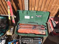 !!!Complete Tiler Tool KIT ON SALE!!!! Cutter, grinders, mixers!!