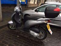 Honda PES 125cc, 2011. Only 5100 miles , taxed, MOT till April 2017, Excellent condition. £1,200.