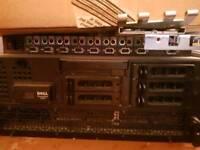 Dell PowerEdge 6650 Server - QUAD CORE