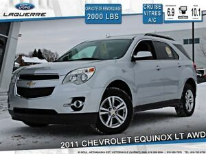 2011 Chevrolet Equinox LT**AWD*BLUETOOTH*CRUISE*A/C**
