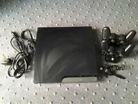 PS3 320GB SLIM WITH ACCESSORIES