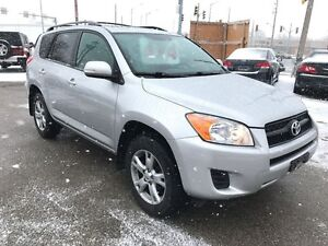 2012 Toyota RAV4 4X4 - NO ACCIDENT - SAFETY & E-TESTED
