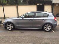 BMW 1 Series 116i Sport Blue 1.6L