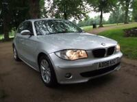 BMW 1 SERIES 120i SE 5dr Step + FREE 3M WARRANTY + FINANCE AVAILABLE + CALL 01162149247 2006