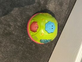 Baby Hamleys Music and Light Activity Ball
