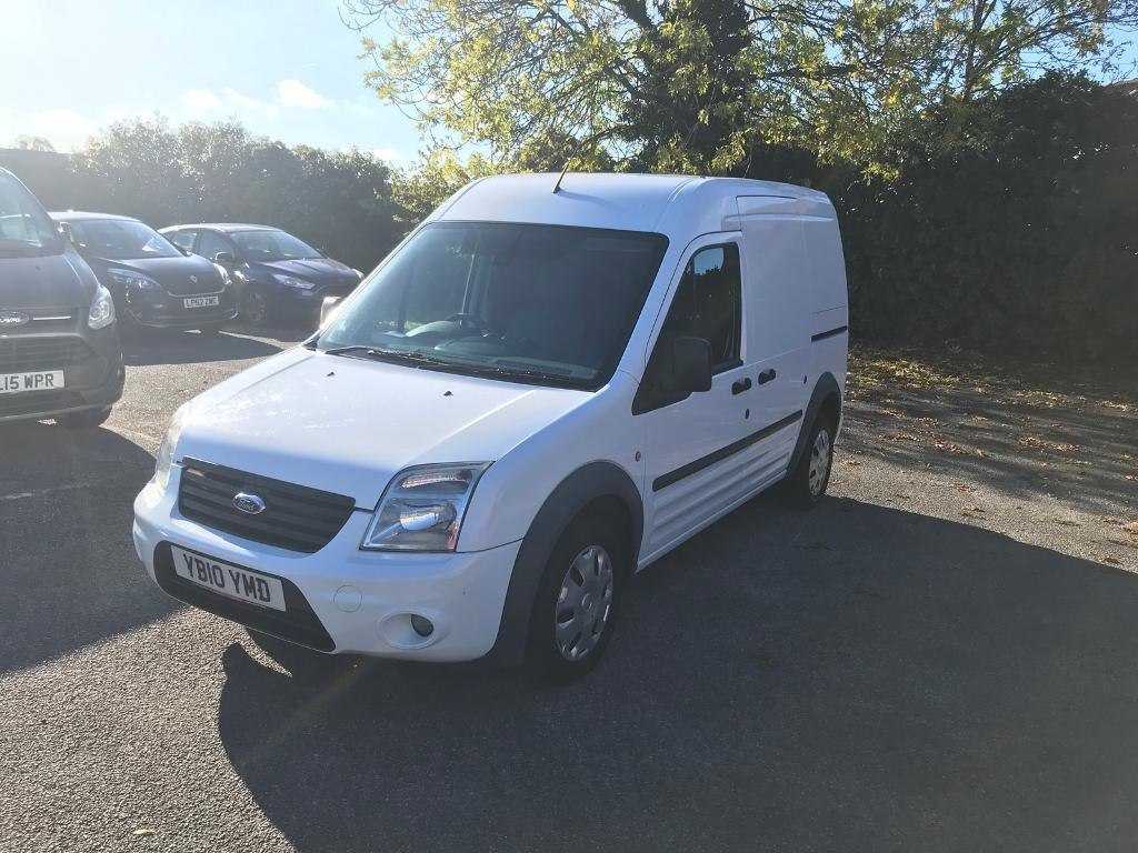 Ford transit connect trend limited-1.8 tdci-2010-side door-ready for work-part ex welcome